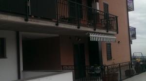 Ampio bilocale con terrazzo e cantina
