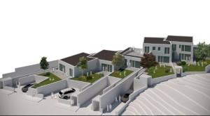 Villette a schiera di nuova costruzione