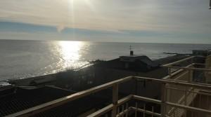 Bilocale a Porto Recanati fronte mare