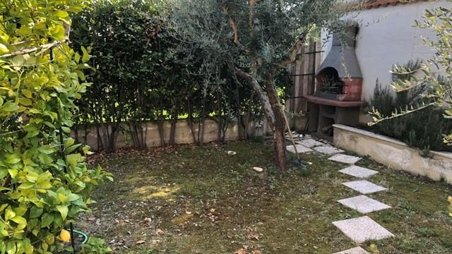 Appartamento piano terra con ampio giardino