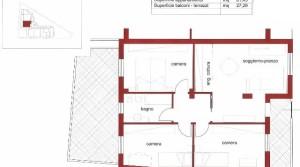 Appartamento in vendita a Loreto Stazione
