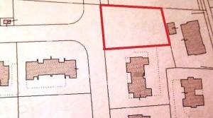 Area edificabile a Loreto Stazione in zona residenziale