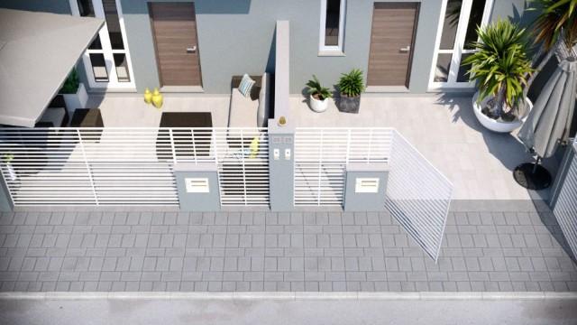 Appartamenti interessanti di nuova costrizione a Porto Sant'Elpidio